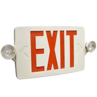 EXIT EMERGENCY COMBO